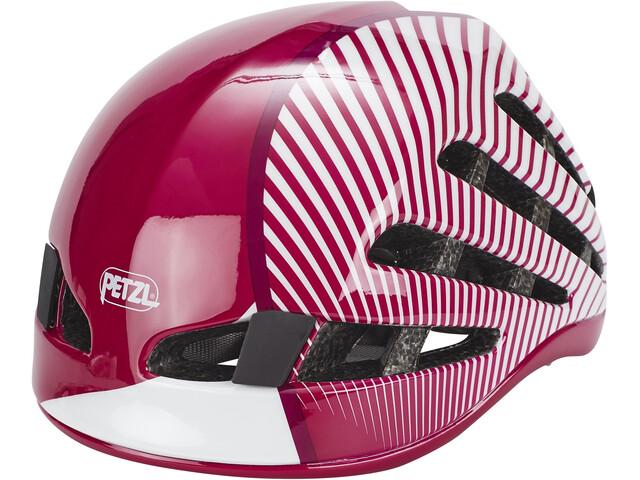 Klettergurt Pink : Petzl meteor kletterhelm fuchsia campz.de